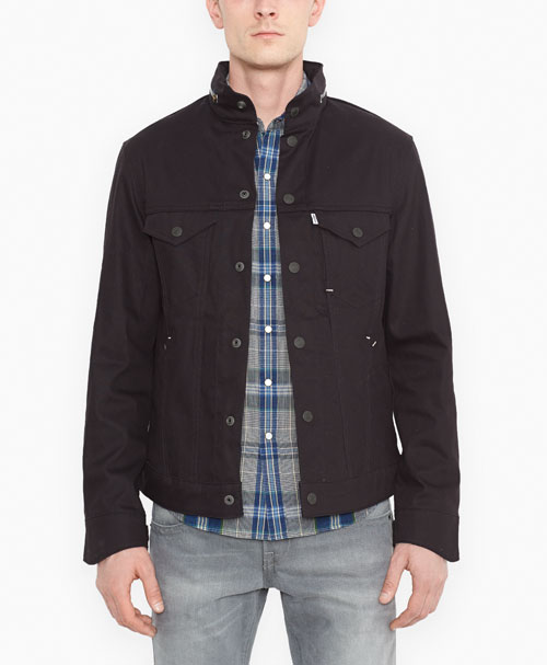 Levi Commuter Trucker Jacket